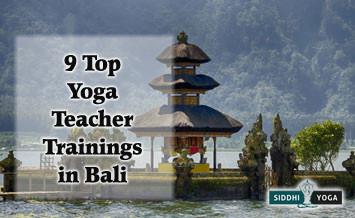 best yoga teacher training bali indonesia