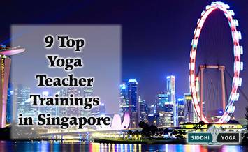 best yoga teacher training singapore