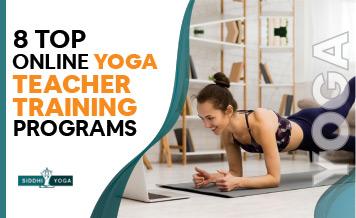 top online yoga teacher training 2020