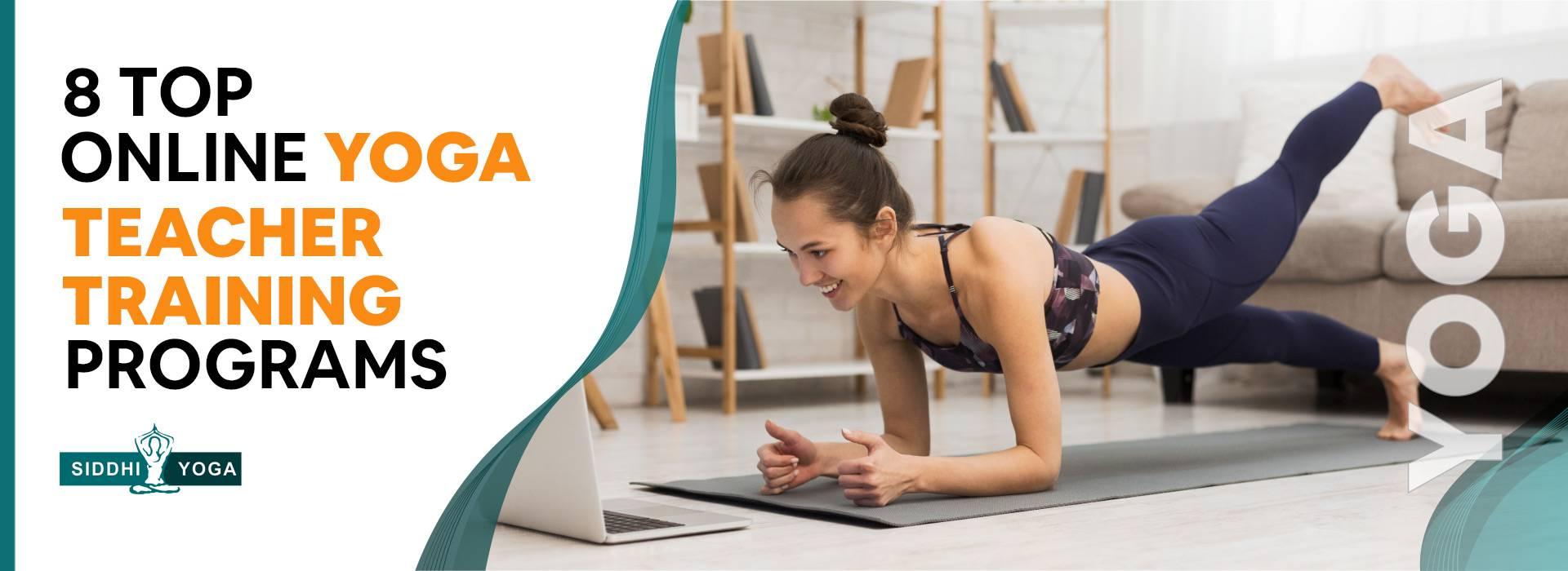 8 Certificaciones Principales De Formación De Profesores De Yoga En Línea En 2021