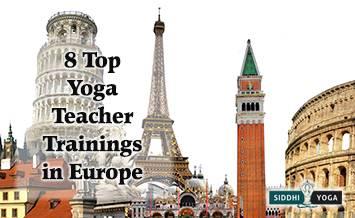yoga teacher training europe