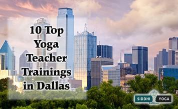 yoga teacher trainings schools in dallas
