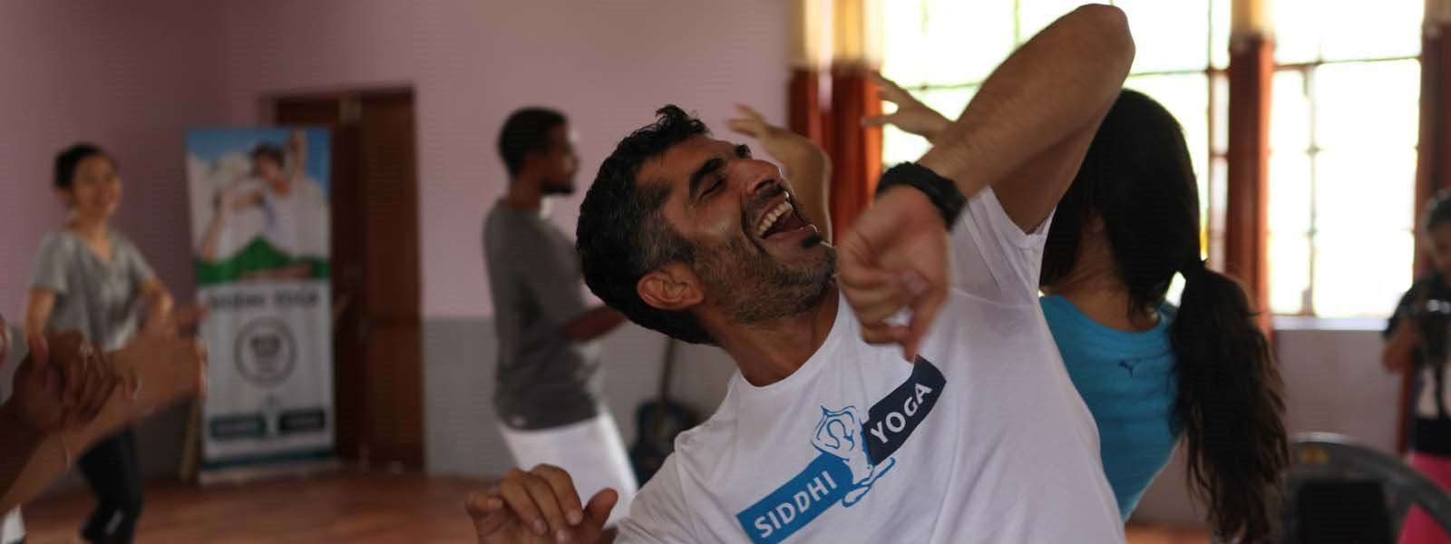 india yoga teacher deep from malaysia