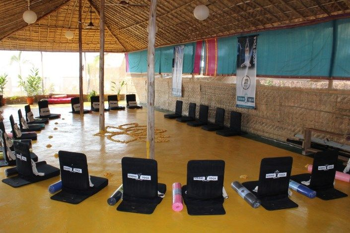 siddhi yoga teacher training india