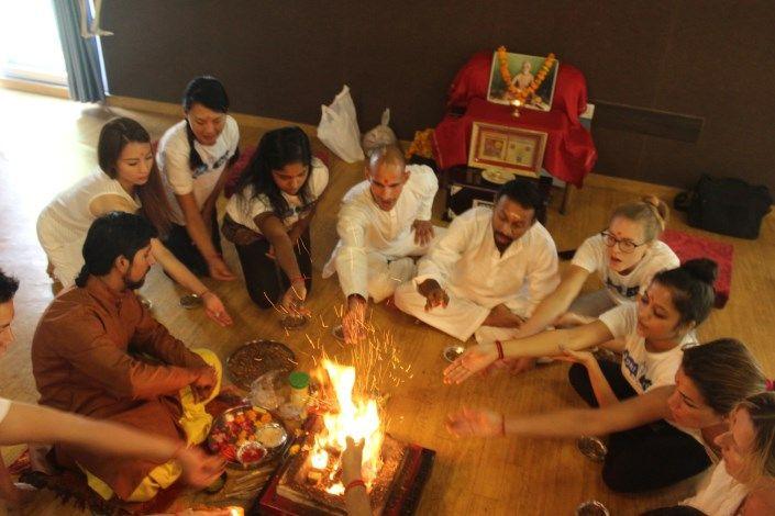 siddhi yoga teacher training india goa
