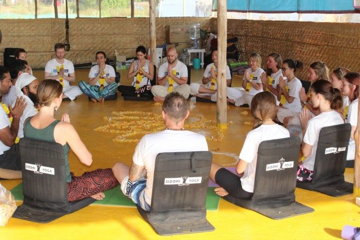 siddhi yoga teacher training india rishikesh