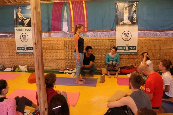 siddhi yoga teacher training affordable india