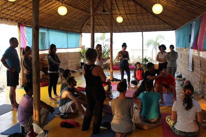 siddhi yoga teacher training india yoga alliance