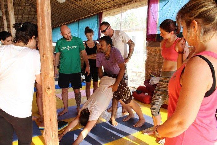 best yoga teacher training schools india