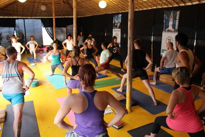 best yoga teacher training courses india