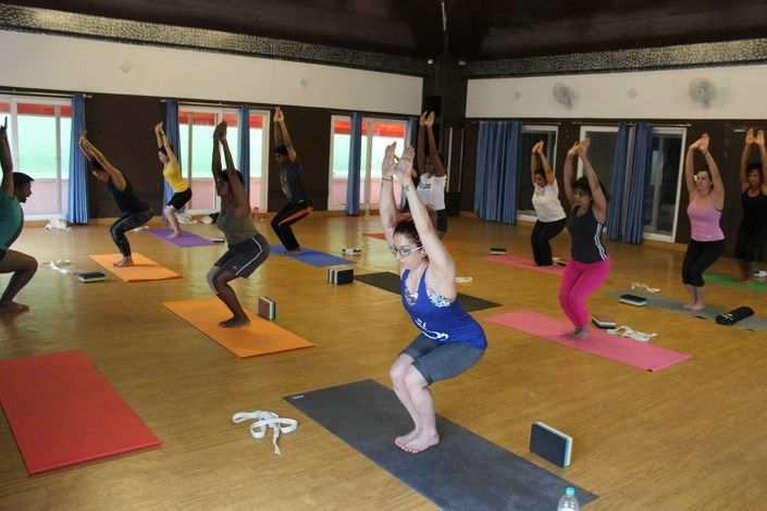 siddhi yoga instructor training course india