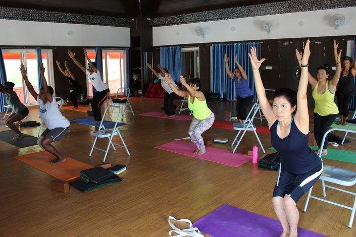 intensive yoga teacher training courses india