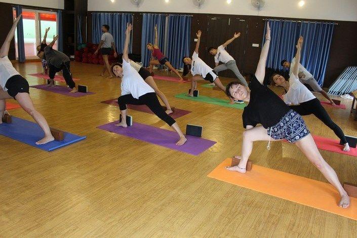 siddhi yoga teacher training certification india