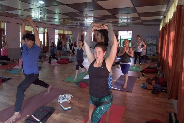 siddhi yoga teacher training india dharamsala