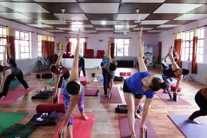 best yoga teacher training in goa india