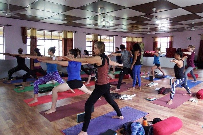 siddhi yoga teacher training india himalaya