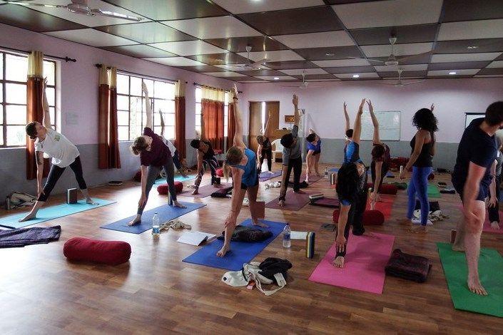 siddhi yoga teacher training india hatha