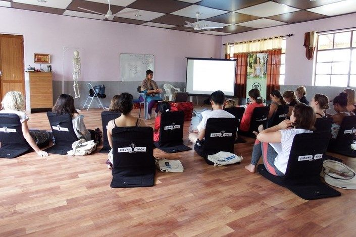 100 hour yoga teacher training india