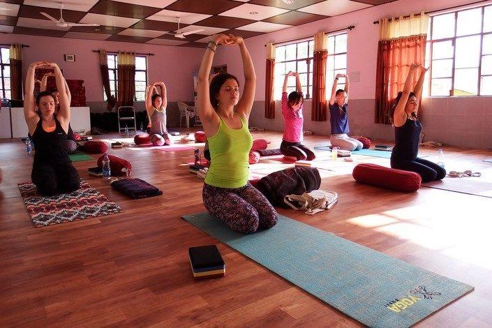 hatha yoga teacher training courses india