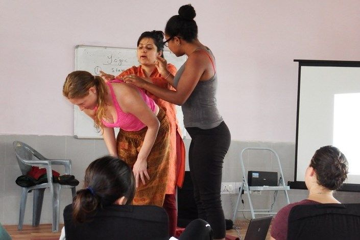 siddhi yoga teacher training in india rishikesh