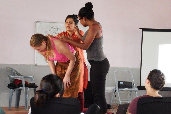 siddhi yoga teacher training in india rishikesh
