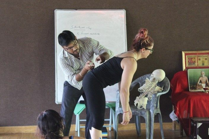siddhi yoga teacher certification in india