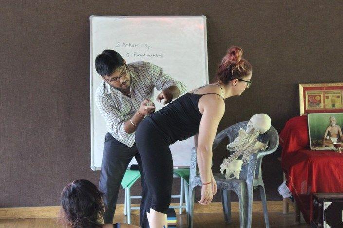siddhi yoga teacher certification in india