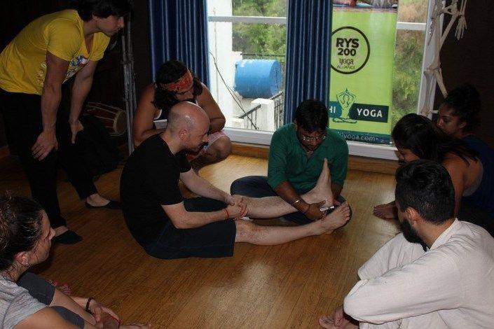 siddhi yoga teacher classes in india