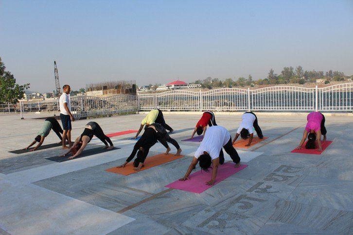 siddhi yoga teacher training programs in india
