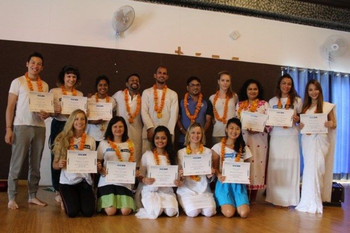 siddhi yoga teacher training