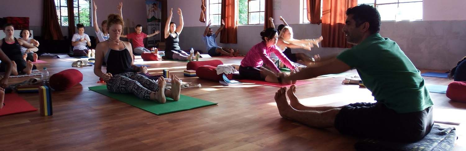 vinyasa yoga teacher training dharamsala