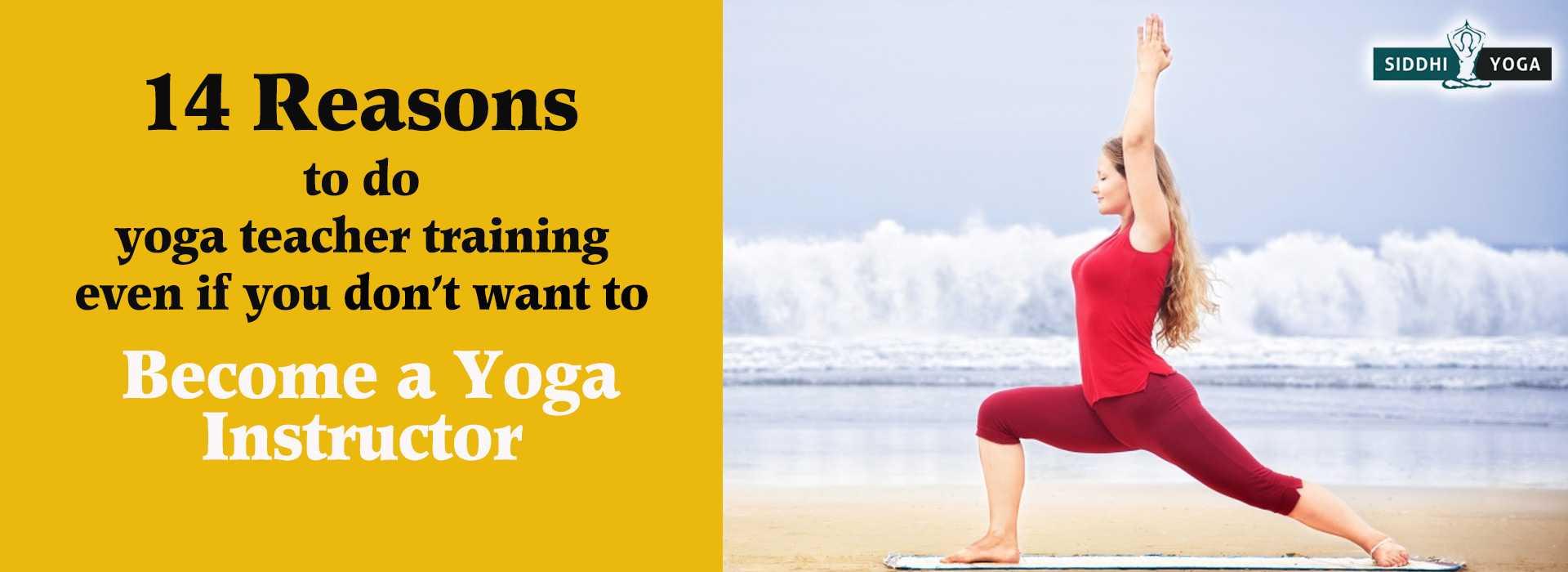 Why Should I Do Yoga Teacher Training