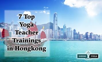 yoga teacher training program in hong kong