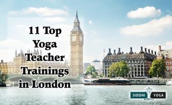 yoga teacher training program in london
