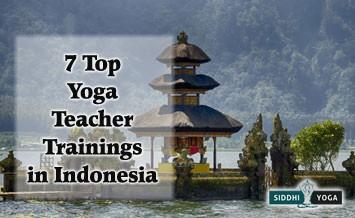 yoga teacher training programs in indonesia