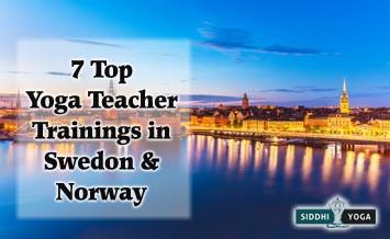 yoga teacher trainings in norway