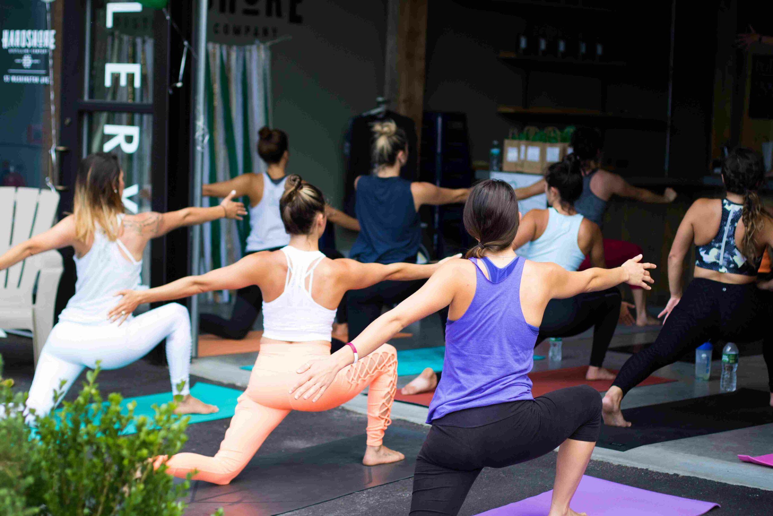 Best yoga instructor training