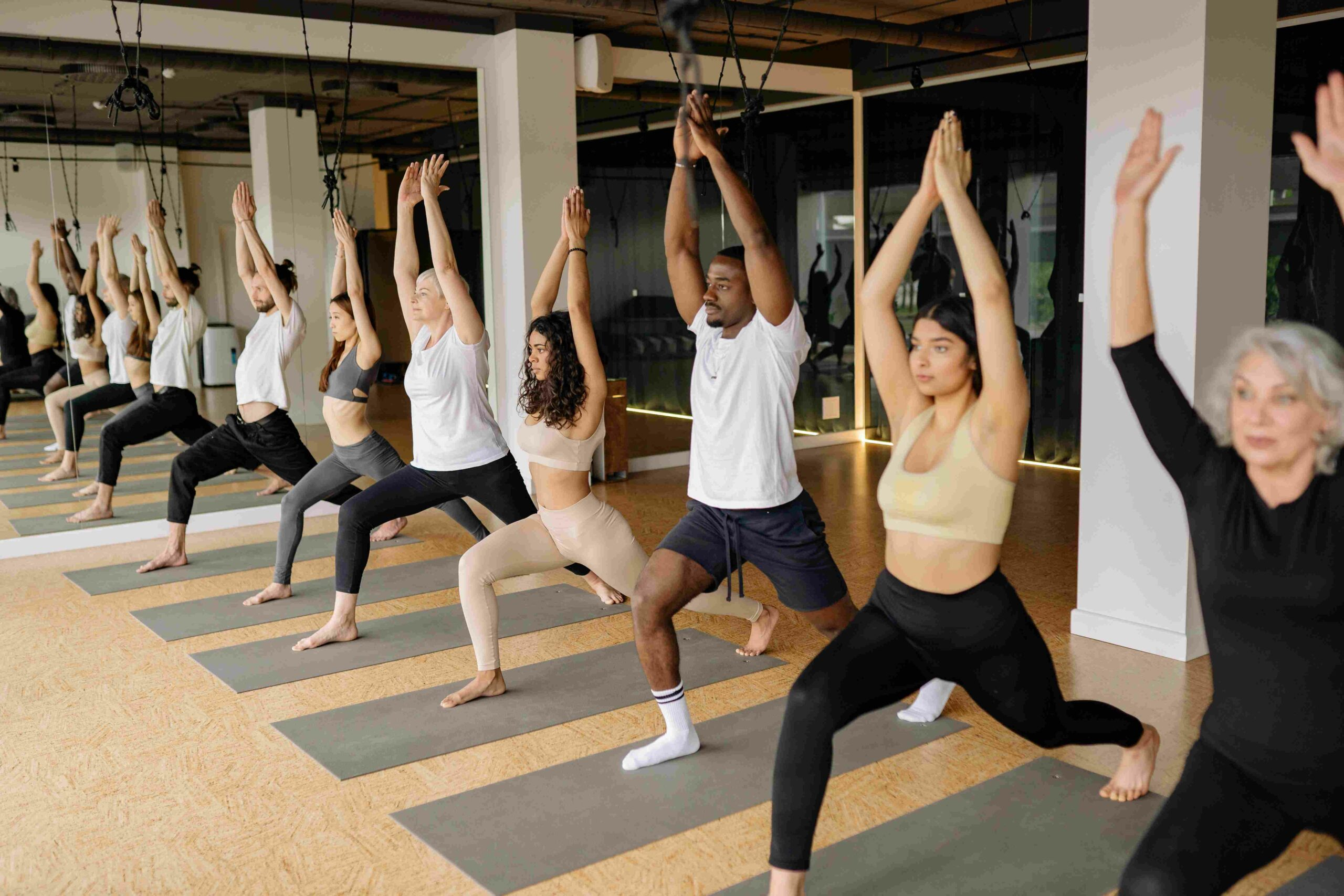 become certified yoga trainer