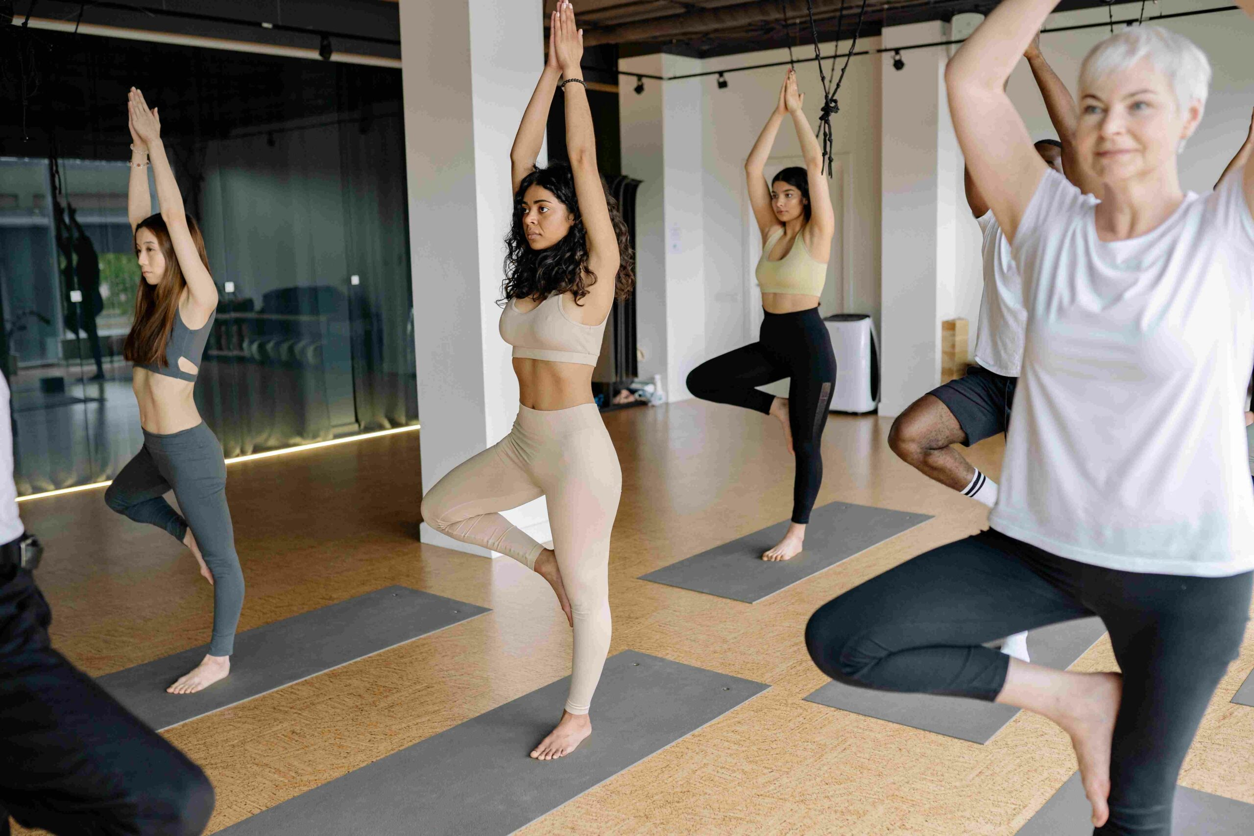 become the best certified yoga trainer