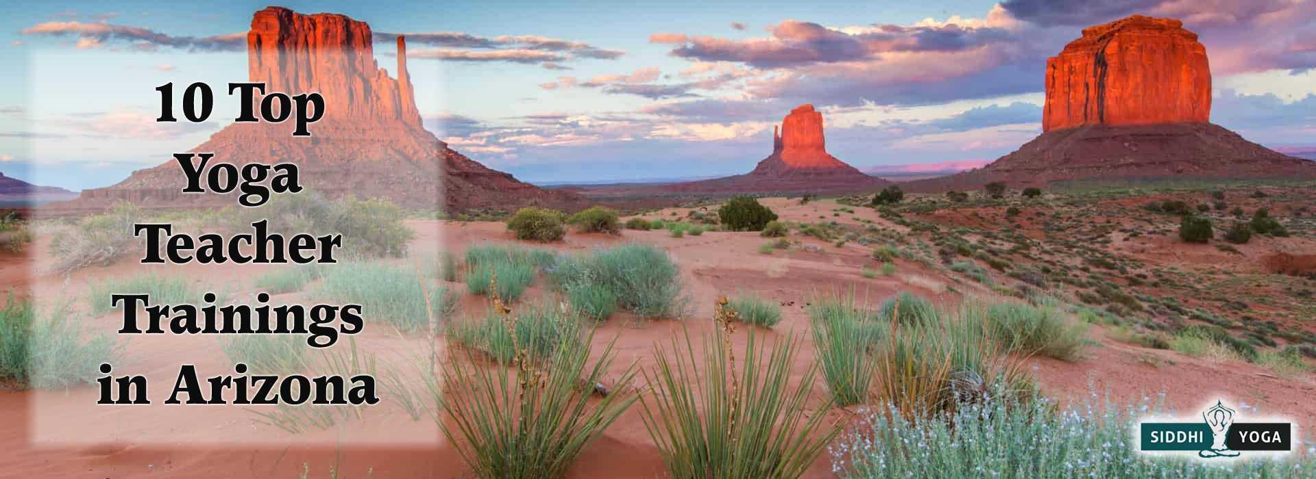 Best 200 Hour Yoga Teacher Training Prgrams In Arizona