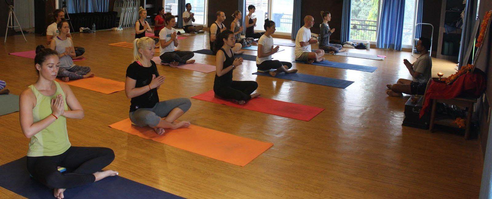 Immersive Yoga Retreat