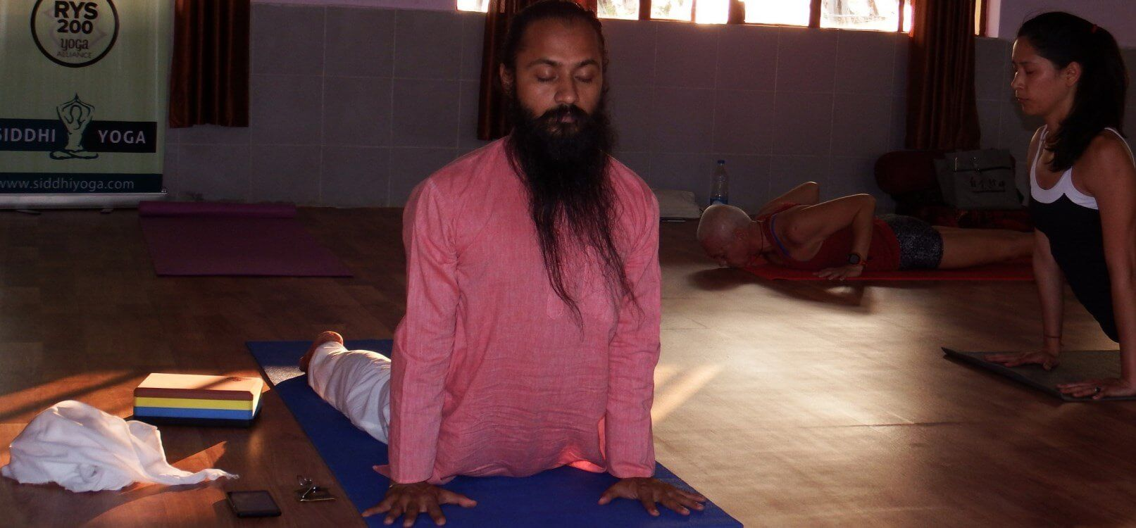 indian hataha yoga teacher guru mukh