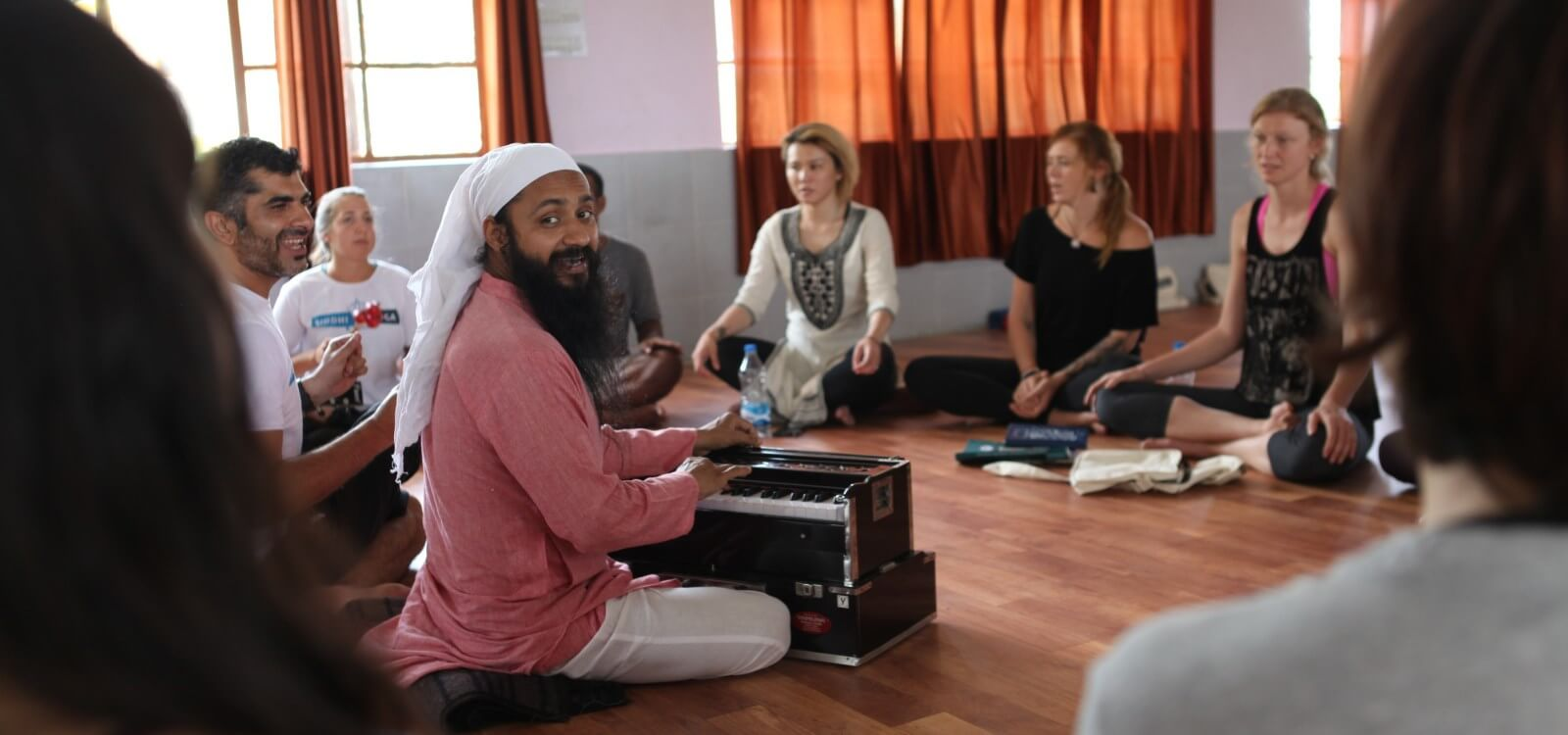 indian meditation teacher guru mukh
