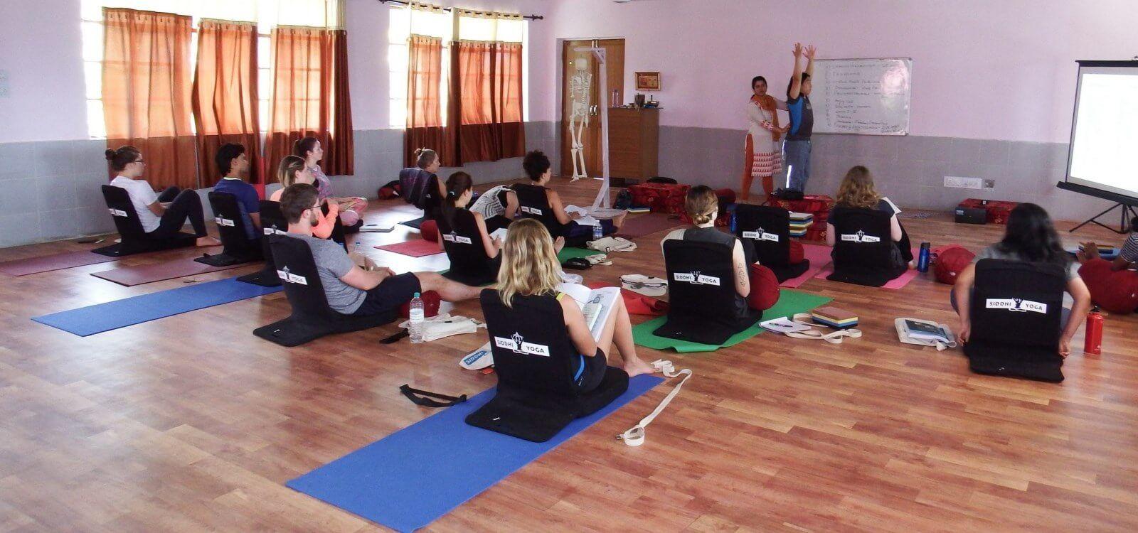 indian yoga anatomy teacher dr amrita