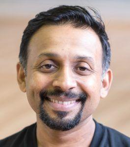 indian yoga teacher parveen nair