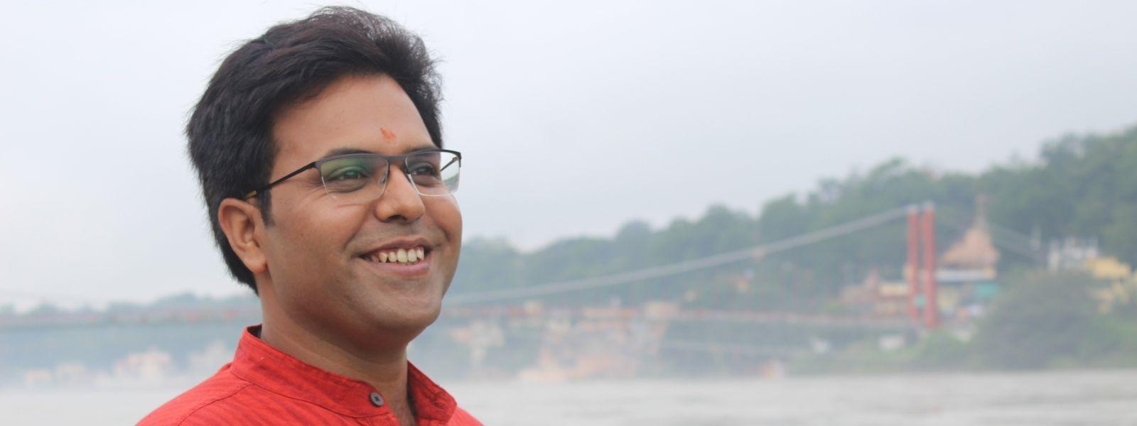 philosophy teacher siddhartha veer