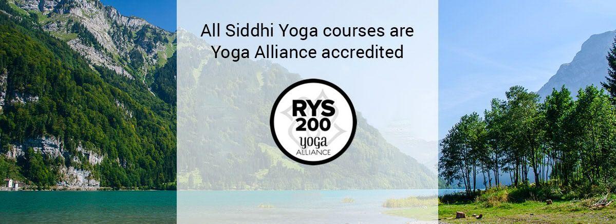 yoga alliance rishikesh india