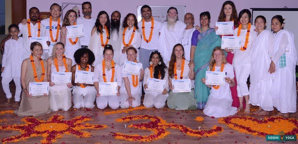 yoga teacher training reward