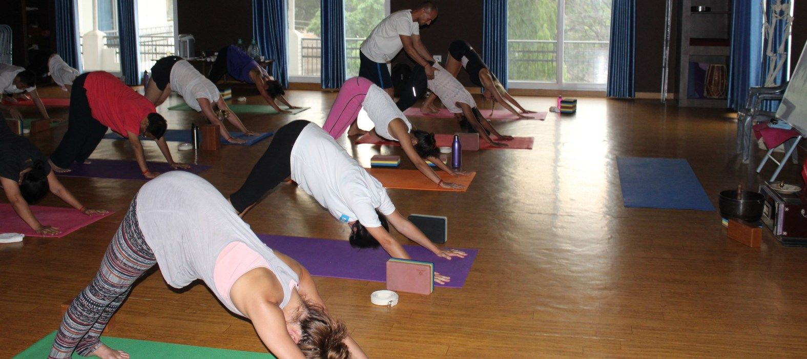 rishikesh yoga retreat