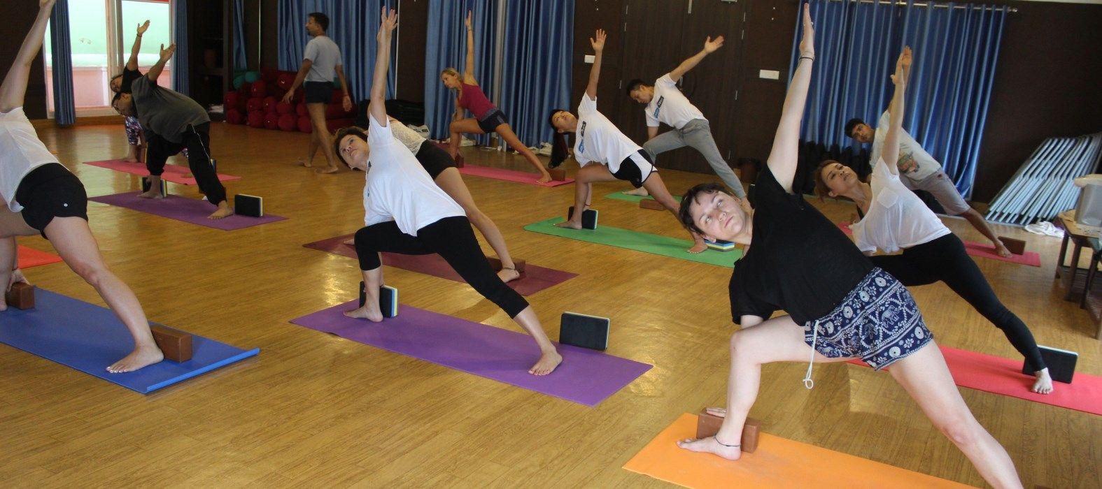 rishikesh yoga teacher training